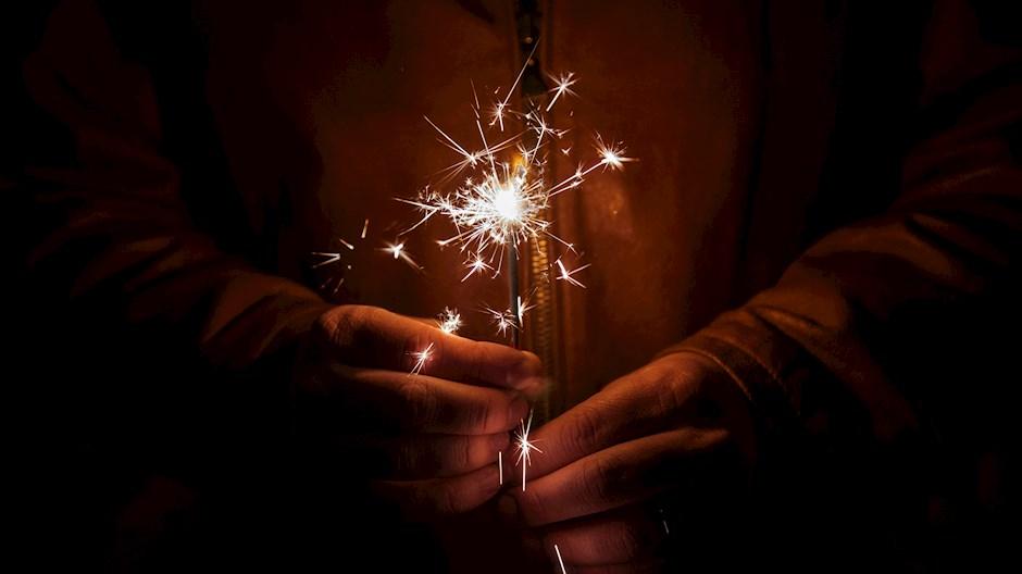 Nový rok - občiansky sviatok