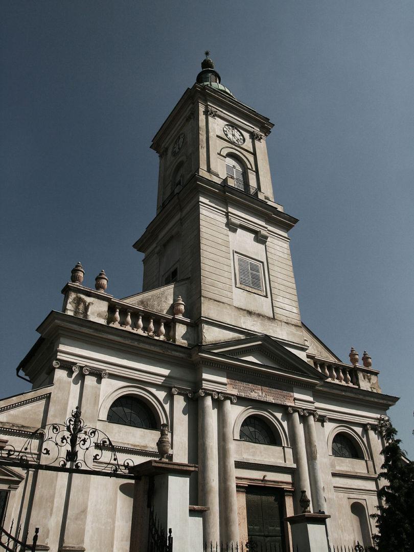 Reformovaný kostol Komárno