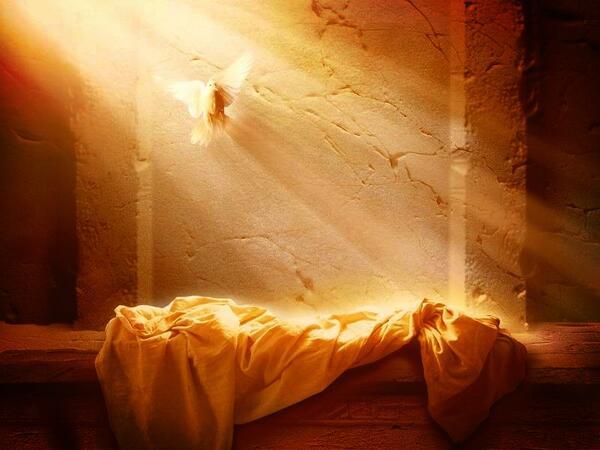 Veľká noc - svätíme na pamiatku vzkriesenia Pána Ježiša Krista