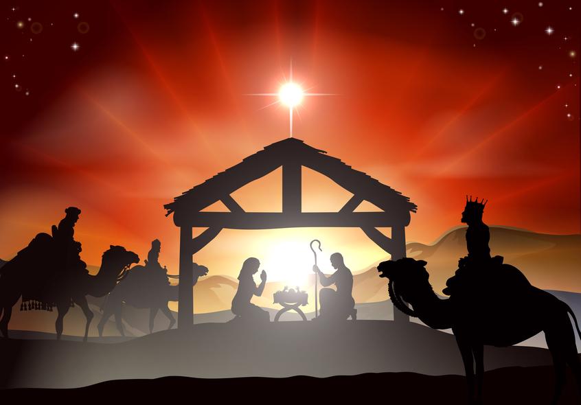 Vianoce - svätíme na pamiatku narodenia Ježiša Krista